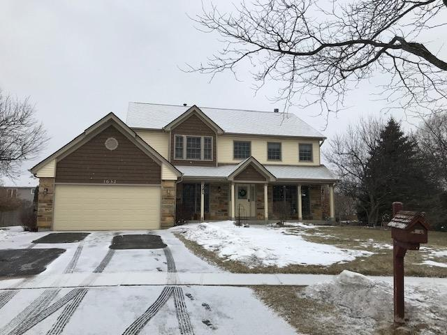 1632 Durham Court, Crystal Lake, IL 60014 (MLS #10299950) :: Baz Realty Network   Keller Williams Preferred Realty
