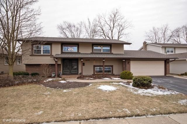 1257 Dover Lane, Elk Grove Village, IL 60007 (MLS #10299951) :: HomesForSale123.com