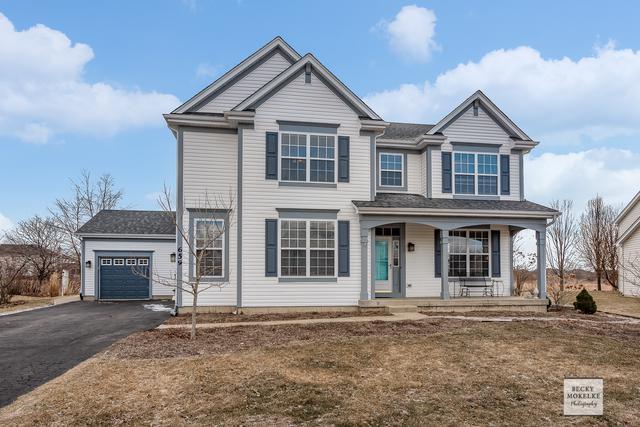 659 Vista Drive, Oswego, IL 60543 (MLS #10300271) :: Baz Realty Network | Keller Williams Preferred Realty