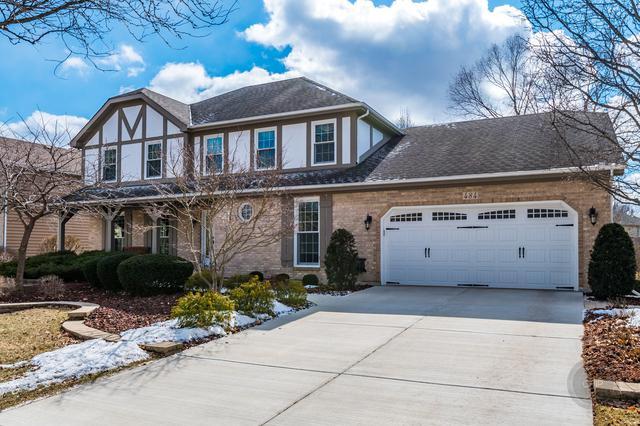 484 De Lasalle Avenue, Naperville, IL 60565 (MLS #10300399) :: HomesForSale123.com
