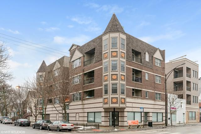 3148 N Oakley Avenue 4S, Chicago, IL 60618 (MLS #10300401) :: Berkshire Hathaway HomeServices Snyder Real Estate