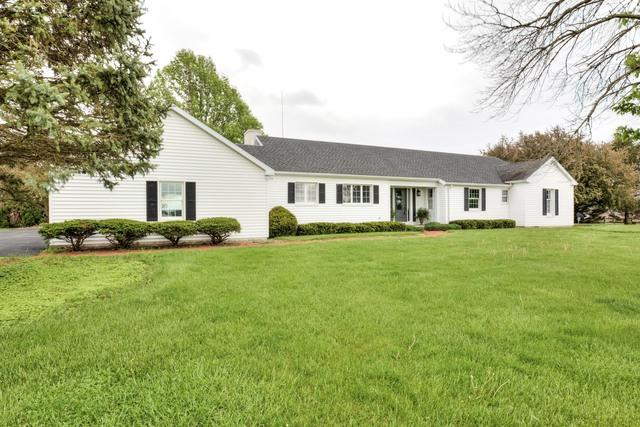 995 N State Hwy 105, BEMENT, IL 61813 (MLS #10300524) :: Berkshire Hathaway HomeServices Snyder Real Estate