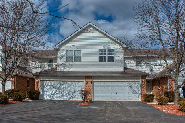 404 Coventry Circle, Glendale Heights, IL 60139 (MLS #10300712) :: Janet Jurich Realty Group