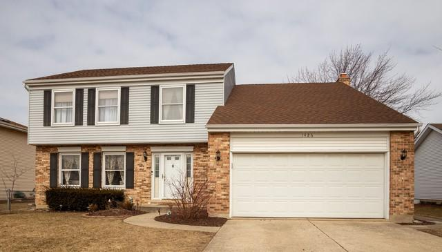 1426 Haar Lane, Elk Grove Village, IL 60007 (MLS #10301166) :: Baz Realty Network | Keller Williams Preferred Realty