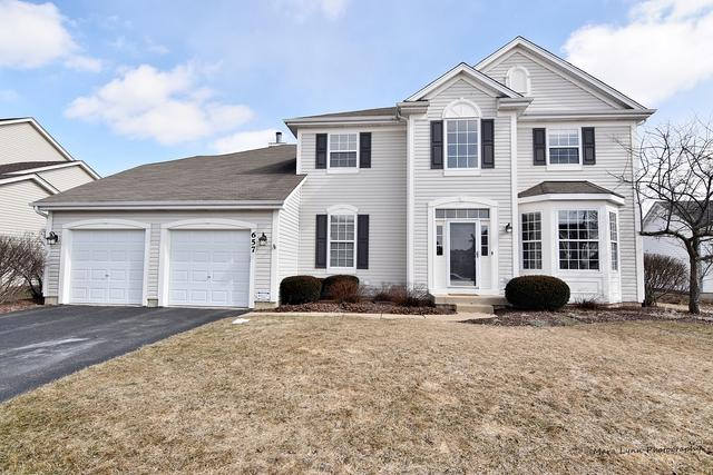 657 Vista Drive, Oswego, IL 60543 (MLS #10301413) :: Baz Realty Network | Keller Williams Preferred Realty