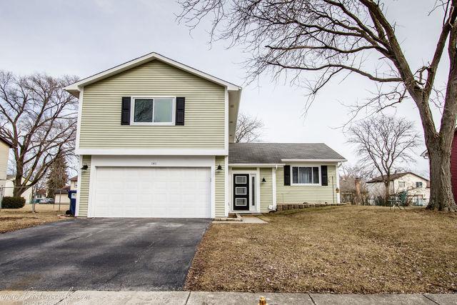 141 Huntingwood Road, Matteson, IL 60443 (MLS #10302320) :: HomesForSale123.com