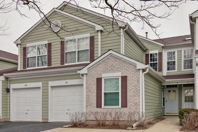 21 Coolidge Court A, Streamwood, IL 60107 (MLS #10302351) :: Baz Realty Network | Keller Williams Preferred Realty