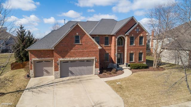 12928 Alpine Way, Plainfield, IL 60585 (MLS #10302540) :: Helen Oliveri Real Estate
