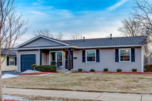 1127 Lovell Court, Elk Grove Village, IL 60007 (MLS #10302587) :: HomesForSale123.com