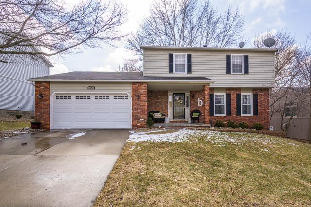 1004 Rocky Ford Road, Bloomington, IL 61704 (MLS #10302689) :: Janet Jurich Realty Group
