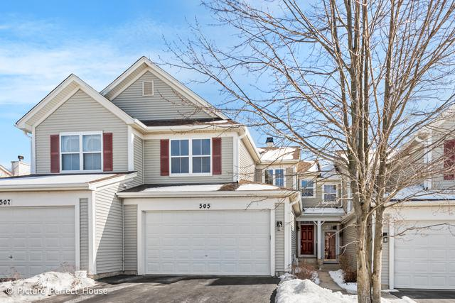505 Horizon Drive, Bartlett, IL 60103 (MLS #10302744) :: Baz Realty Network | Keller Williams Preferred Realty