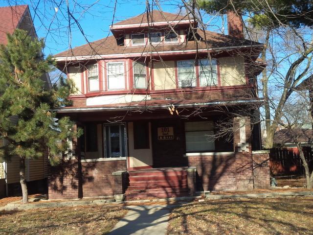 101 E 155th Street, Harvey, IL 60426 (MLS #10302754) :: HomesForSale123.com