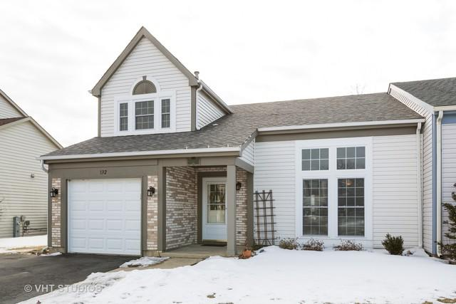 132 N Southport Road #136, Mundelein, IL 60060 (MLS #10302798) :: Century 21 Affiliated