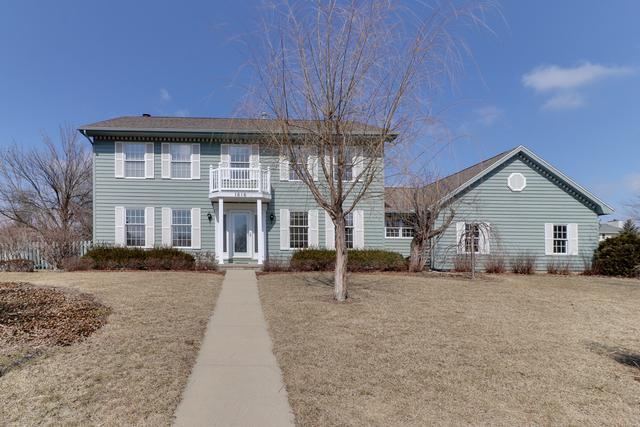 1616 Braden Drive, Normal, IL 61761 (MLS #10302955) :: Janet Jurich Realty Group