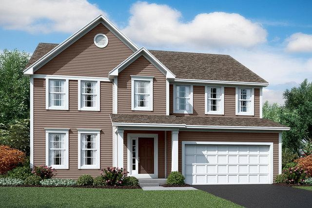 26441 W Old Farm Lot#634 Trail, Channahon, IL 60410 (MLS #10303132) :: Helen Oliveri Real Estate