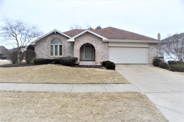 17427 Harvest Hill Drive, Orland Park, IL 60467 (MLS #10303327) :: Baz Realty Network | Keller Williams Preferred Realty