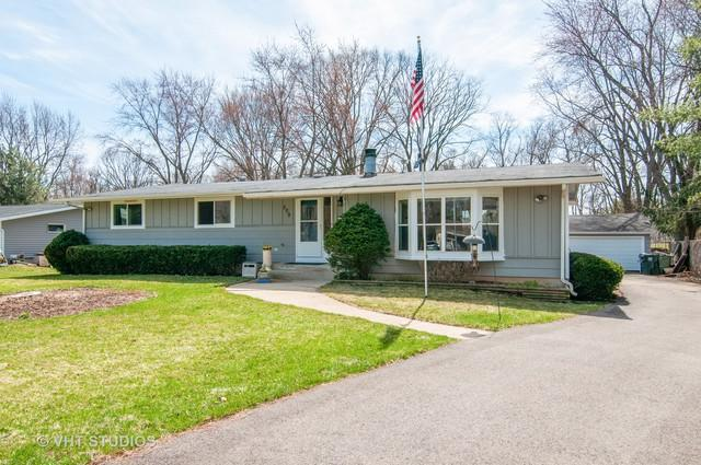 309 Oakcrest Road, Cary, IL 60013 (MLS #10303436) :: BNRealty