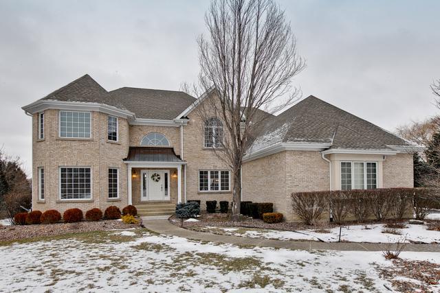 21626 W Quail Court, Kildeer, IL 60047 (MLS #10303455) :: Helen Oliveri Real Estate