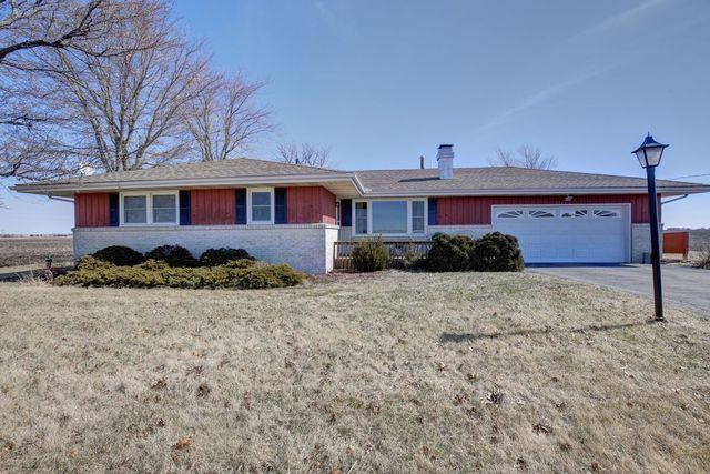 2726 County Road 1600E, Rantoul, IL 61866 (MLS #10303519) :: Ryan Dallas Real Estate
