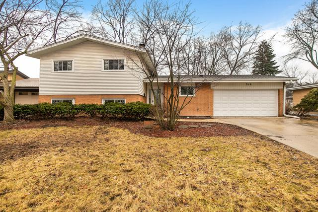 310 S Reuter Drive, Arlington Heights, IL 60005 (MLS #10303548) :: T2K Properties