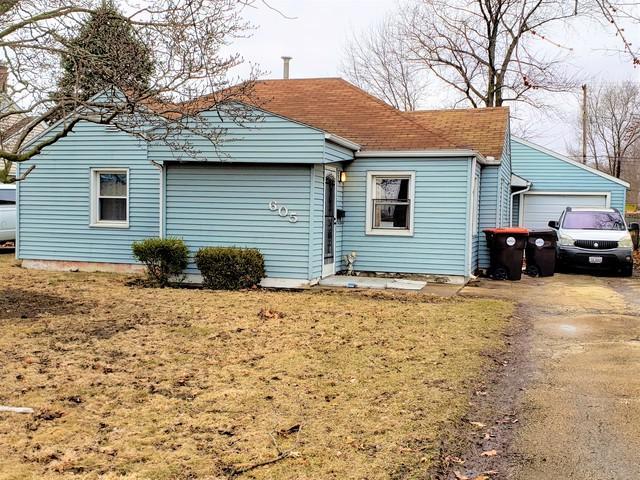 605 E Wabash Avenue, Rantoul, IL 61866 (MLS #10303891) :: Ryan Dallas Real Estate