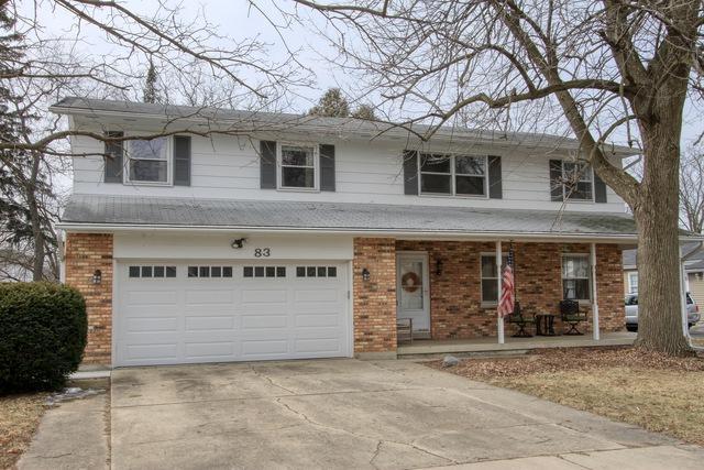 83 Polk Street, Oswego, IL 60543 (MLS #10304006) :: HomesForSale123.com