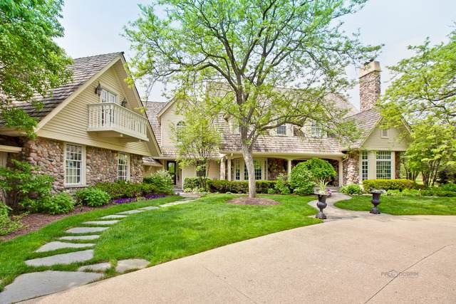 801 Kurtis Lane, Lake Forest, IL 60045 (MLS #10304155) :: Helen Oliveri Real Estate