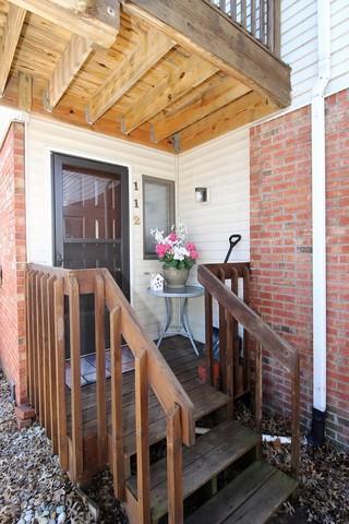 903 N Linden Street #112, Normal, IL 61761 (MLS #10304394) :: John Lyons Real Estate