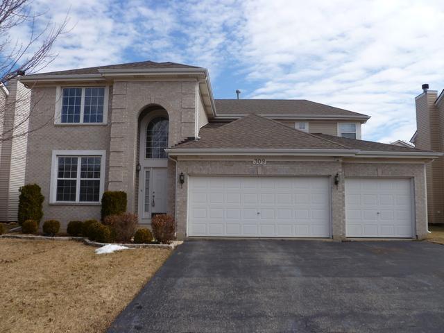 309 Merry Oaks Road, Streamwood, IL 60107 (MLS #10304396) :: HomesForSale123.com