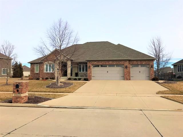 5008 Sandcherry Drive, Champaign, IL 61822 (MLS #10304757) :: Ryan Dallas Real Estate