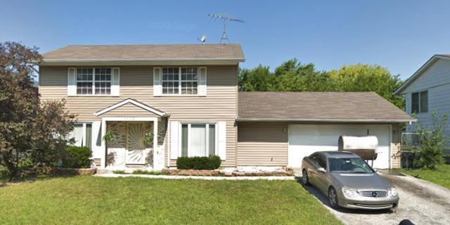 3508 Fountainbleau Drive, Hazel Crest, IL 60429 (MLS #10305541) :: The Dena Furlow Team - Keller Williams Realty