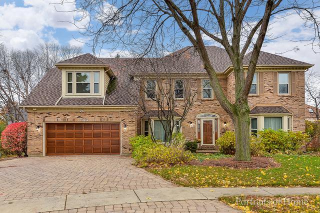 1740 Quarter Horse Court, Wheaton, IL 60189 (MLS #10306073) :: HomesForSale123.com