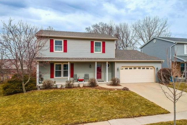 1005 Chicory Lane, Bloomington, IL 61704 (MLS #10306090) :: Janet Jurich Realty Group