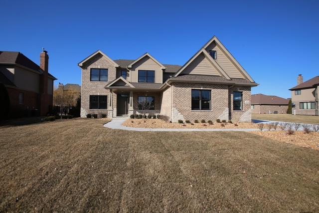 12324 Tahoe Lane, Mokena, IL 60448 (MLS #10306285) :: Ryan Dallas Real Estate