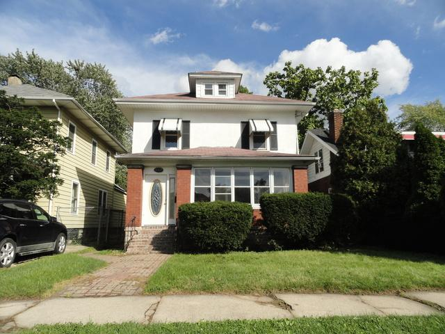 15527 Loomis Avenue, Harvey, IL 60426 (MLS #10306417) :: HomesForSale123.com