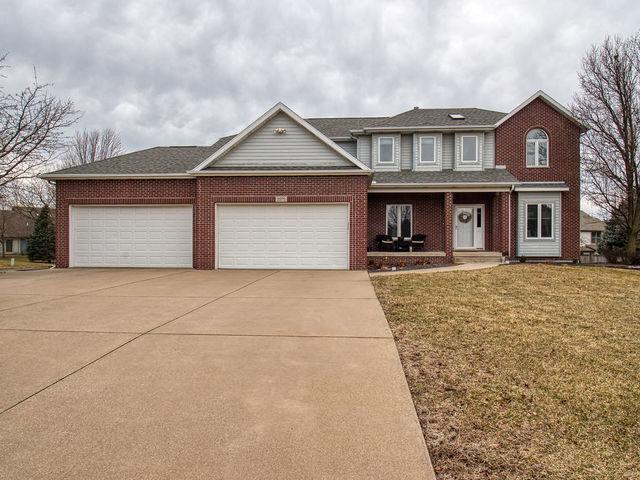 3001 Rusty Lane, Bloomington, IL 61704 (MLS #10306528) :: Janet Jurich Realty Group
