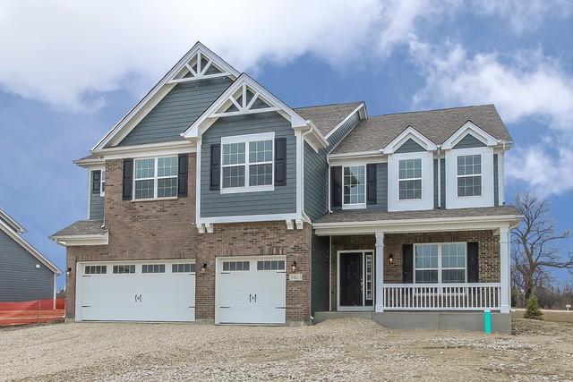 3484 Harold Lot# 53 Circle, Hoffman Estates, IL 60192 (MLS #10306582) :: Baz Realty Network | Keller Williams Preferred Realty