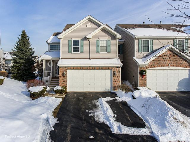 107 Walden Court, Streamwood, IL 60107 (MLS #10306665) :: Baz Realty Network | Keller Williams Preferred Realty