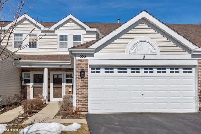 653 Winchester Court, Lake Villa, IL 60046 (MLS #10306826) :: Helen Oliveri Real Estate