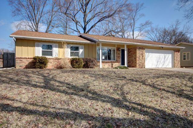 2506 Hathaway Drive, Champaign, IL 61821 (MLS #10306854) :: Ryan Dallas Real Estate