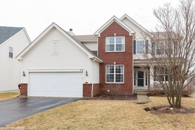 72 Timber Trails Court, Gilberts, IL 60136 (MLS #10307485) :: Baz Realty Network | Keller Williams Preferred Realty