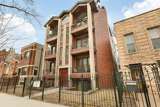 1515 N Talman Avenue 2S, Chicago, IL 60622 (MLS #10307669) :: Property Consultants Realty
