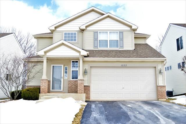 1033 N Cornerstone Drive, Volo, IL 60020 (MLS #10307678) :: Domain Realty