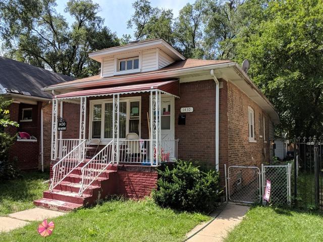 1430 S 20th Avenue, Maywood, IL 60153 (MLS #10307912) :: HomesForSale123.com