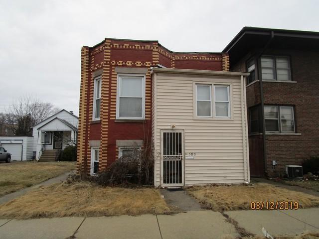 580 Ingraham Avenue, Calumet City, IL 60409 (MLS #10308091) :: HomesForSale123.com