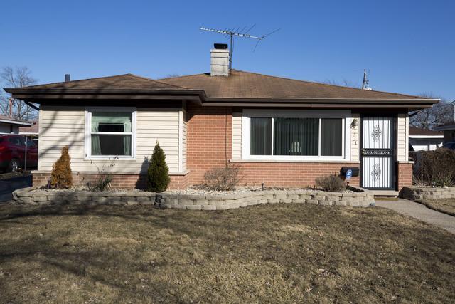1363 Balmoral Avenue, Calumet City, IL 60409 (MLS #10308250) :: HomesForSale123.com