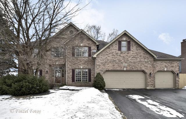 3511 Bunker Hill Drive, Algonquin, IL 60102 (MLS #10308320) :: HomesForSale123.com