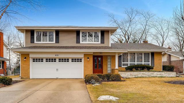 615 Huntington Lane, Schaumburg, IL 60193 (MLS #10308363) :: Baz Realty Network | Keller Williams Preferred Realty