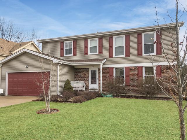 989 Sandalwood Lane, Crystal Lake, IL 60014 (MLS #10308406) :: Baz Realty Network | Keller Williams Preferred Realty
