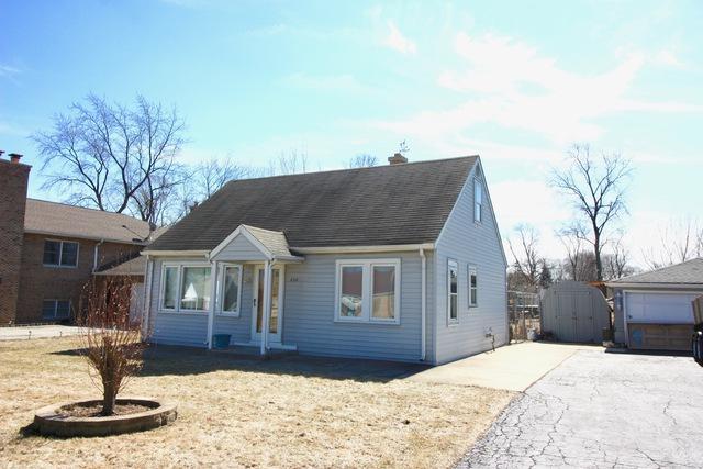 454 Itasca Street, Wood Dale, IL 60191 (MLS #10308728) :: HomesForSale123.com